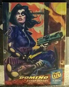 1994 Fleer Ultra X-Men Card #20 Domino