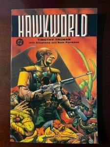 Hawkworld SCTPB (1991) FN/VF 7.0