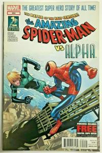 AMAZING SPIDER-MAN#694 VF/NM 2012 MARVEL COMICS