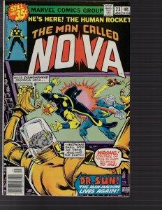 Nova #23 (Marvel, 1980) VF-