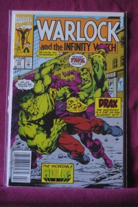 Warlock and the Infinity Watch #13 (1993)