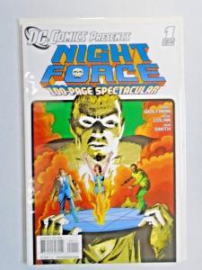 DC Comics Presents Night Force (DC) #1, NM (2011)