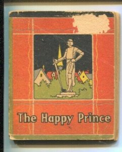 The Happy Prince #513 1934-Wee Little Books-G