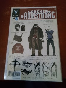 Archer and Armstrong #3 (2012)