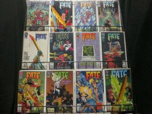FATE (1994) 0,1-22  JF MOORE/WILLIAMS/L