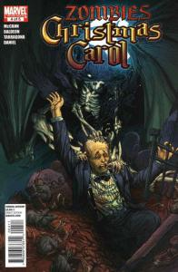 Marvel Zombies Christmas Carol #4 FN; Marvel | save on shipping - details inside
