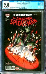 Amazing Spider-Man #797 CGC Graded 9.8 Norman Osborn appearance