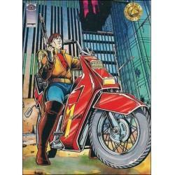 1993 Upper Deck Valiant/Image Deathmate BATTLEZONE #74
