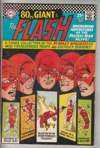 Flash, The #169 (Apr-67) FN+ Mid-High-Grade Flash