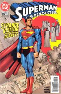 Superman: The Man of Steel #95, NM (Stock photo)