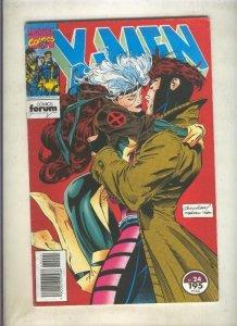 X Men volumen 1 numero 24