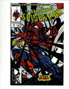 Amazing Spider-Man # 317 NM Marvel Comic Book Venom Todd McFarlane DS4