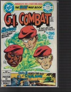 G.I. Combat #263 (DC, 1984) F