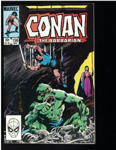 Conan the Barbarian #156 (Marvel, 1984)