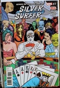 Silver Surfer #7 (2016)