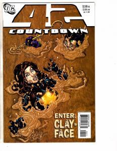 10 Countdown DC Comic Books # 42 43 44 45 46 47 48 49 50 51 Batman Flash J214