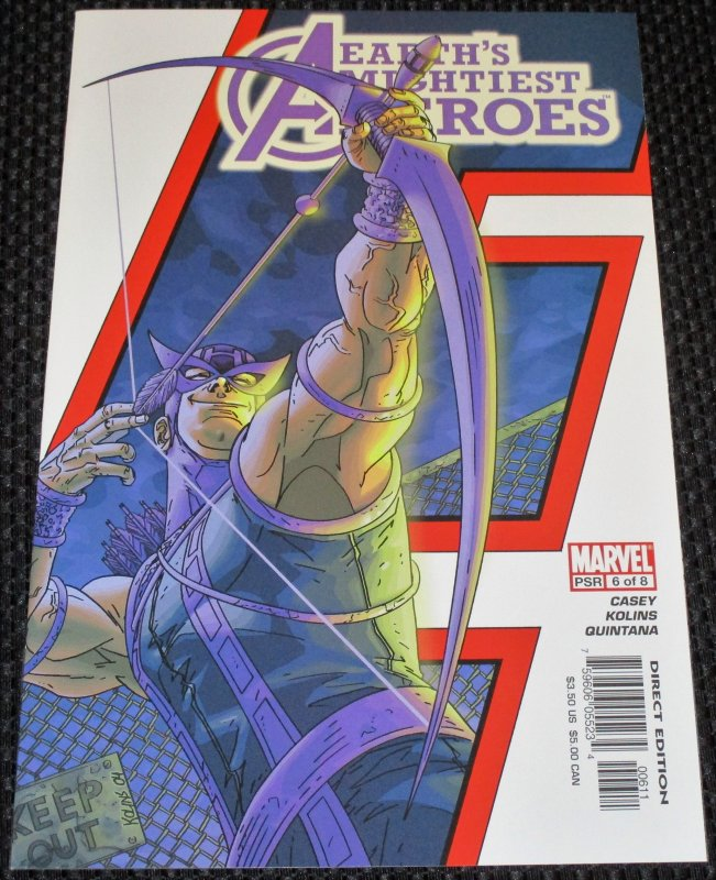 Avengers: Earth's Mightiest Heroes #6 (2005)