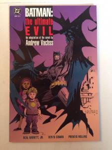 Batman The Ultimate Evil #1 Near Mint