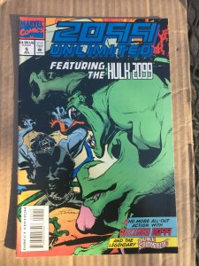 2099 Unlimited #5 (1994)
