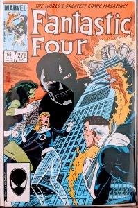 Fantastic Four #278 (1985) ORIGIN OF DR. DOOM