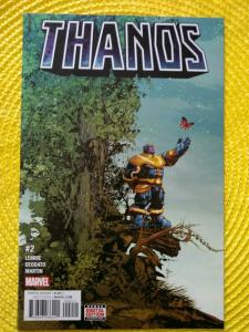THANOS #2  (2016) Art and Cover by Mike Deodato Marvel (Endgame)