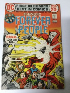 Forever People 10 Nm Near Mint Dc