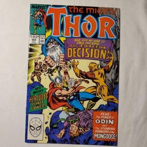 Thor 408 Near Mint- Script by Tom DeFalco