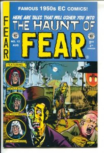 Haunt Of Fear-#12-AUG-1995-Gemstone-EC Reprint