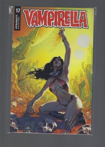 Vampirella #17 Cover B