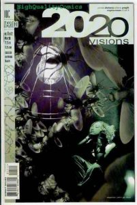 2020 VISIONS #11, NM+, Jamie Delano, Steve Pugh, Vertigo, more in our store