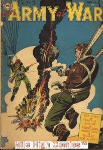 OUR ARMY AT WAR (1952 Series) #26 Good Comics Book