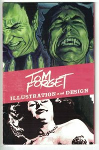 Tom Forget's Illustration and Design - collection of art prints (5.5 x 8.5)
