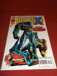 FACTOR X #3, NM, The Age of Apocalypse, Marvel, 1995,  more in store