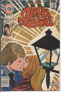 I Love You, #117 - Bronze Age - April, 1976 (VF)