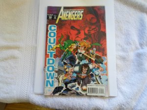 1993 MARVEL COMIC CONTINUING THE 30TH ANN, OF THE AVENGERS # 365