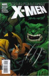 World War Hulk: X-Men #2 VF; Marvel | save on shipping - details inside