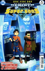 Super Sons #10 VF/NM; DC | save on shipping - details inside