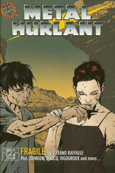 Metal Hurlant (2002 series) #7, NM- (Stock photo)