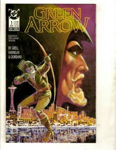 Lot Of 12 Green Arrow DC Comic Books # 1 2 3 4 5 6 7 8 9 10 11 12 Batman JF30