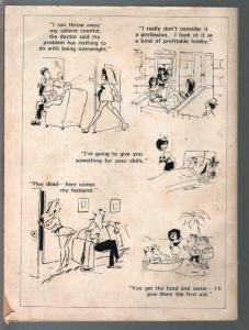 Best Cartoons 6/1974-Pussycat GGA comic strip-jokes-cartoons-G/VG