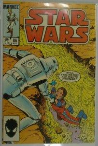 Star Wars #86 - 8.0 VF - 1984