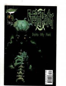 Steampunk #3 (2000) EJ7