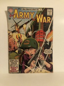 Our Army At War #142