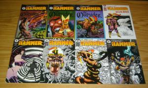 Kelley Jones' the Hammer #1-4 VF/NM complete series + uncle alex + outsider #1-3