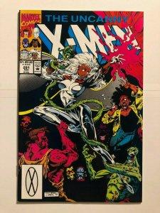 Uncanny X-Men 291