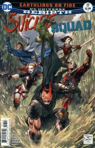 Suicide Squad (4th Series) #17 FN; DC   save on shipping - details inside