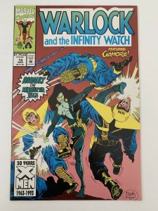 Warlock and the Infinity Watch #14 Marvel VF/NM Comics Book