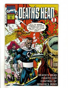 Death's Head II (UK) #2 (1992) YY7