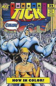 Chroma-Tick, The #3 VF/NM; NEC | save on shipping - details inside