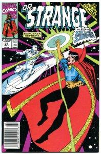 DR STRANGE #31, NM, Silver Surfer, 1991, Infinity Gauntlet, Doctor